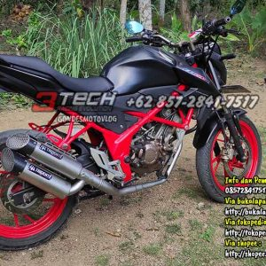 Knalpot Tridente New CB 150 5
